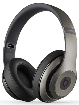 Beats by Dr. Dre Studio Wireless titane
