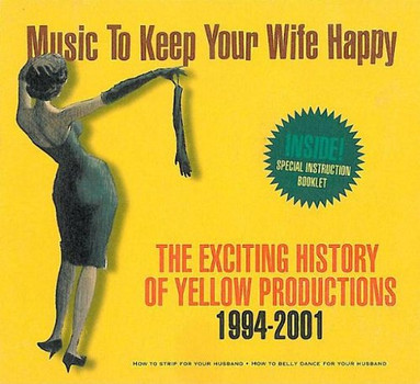 Various - Music to Keep Your Wife Happy
