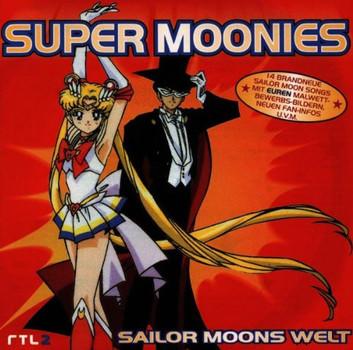 Super Moonies - Sailor Moon'S Welt