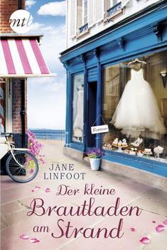 Der kleine Brautladen am Strand - Jane Linfoot  [Taschenbuch]