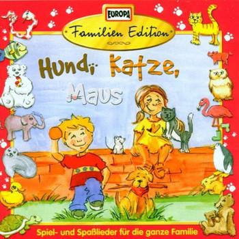 Familien Edition - Hund,Katze,Maus