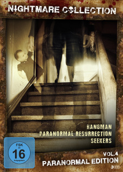 Nightmare Collection - Vol. 4: Paranormal Edition [3 DVDs]