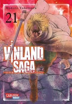 Vinland Saga 21 - Makoto Yukimura  [Taschenbuch]