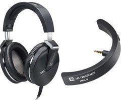Ultrasone Performance 840 negro [incluye Sirius bluetooth Adapter]