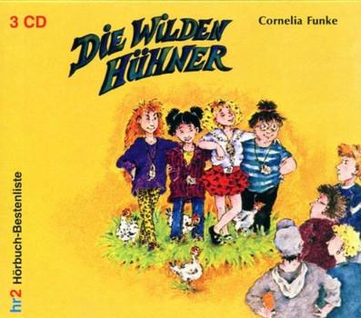 Cornelia Funke - Die Wilden Hühner