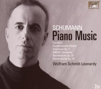 Wolfram Schmitt-Leonardy - Schumann: Piano Works Vol.3
