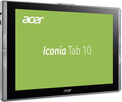Acer Iconia Tab 10 A3-A50 64Go eMMC [Wi-Fi] argent