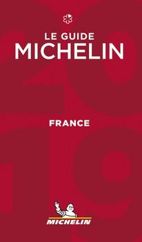 Michelin France 2019. Hotels & Restaurants [Gebundene Ausgabe]