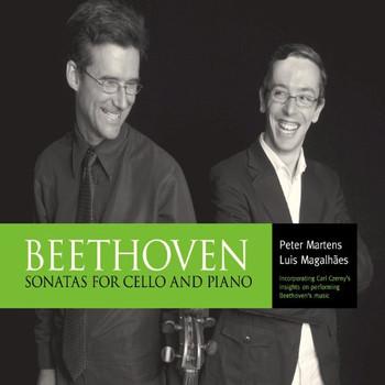 Peter Martens - Beethoven: Sonatas for Cello