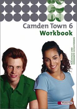 Camden Town 6. Workbook: Unterrichtswerk für Realschulen und verwandte Schulformen - Christoph Edelhoff