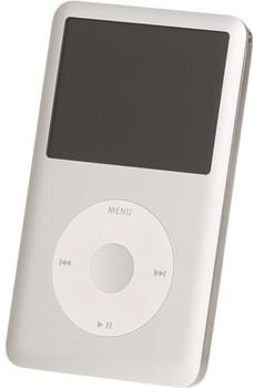 Apple iPod classic 6G 80GB plata