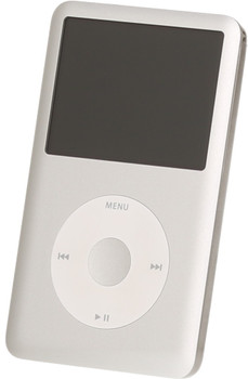 Apple iPod classic 6G 80 Go argent