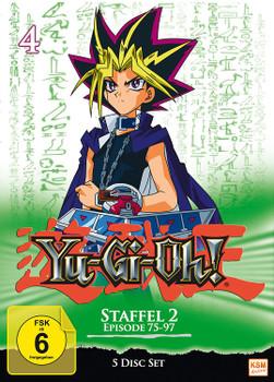 Yu-Gi-Oh - Staffel 2.2 [5 DVD]