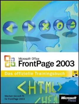 Microsoft Office FrontPage 2003. Das offizielle Trainingsbuch - Microsoft