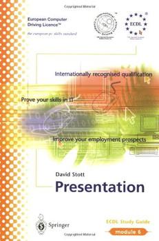 Presentation: ECDL - the European PC standard (European Computer Driving Licence) - Stott, David