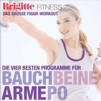 Various - Brigitte-Best of Fitness für Bauch,Beine,Arme,Po