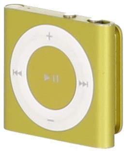 Apple iPod shuffle 4G 2 Go vert