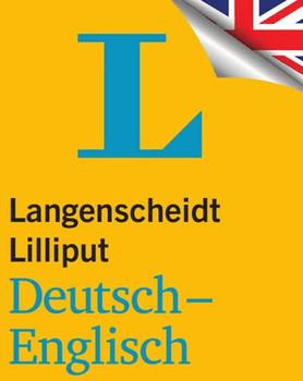 Langenscheidt Lilliput Deutsch-Englisch. Deutsch-Englisch [Taschenbuch]