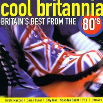Various - Cool Britannia 80's