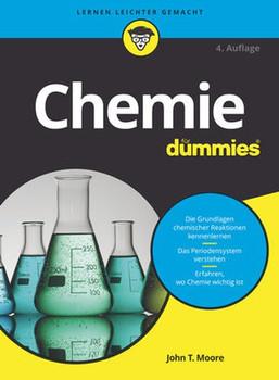 Chemie für Dummies - John T. Moore  [Taschenbuch]