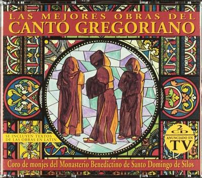 Coro Monjes Monasterio Silos - Las Mejores Obras Del Canto Gr
