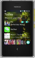 Nokia 503 Asha Doble SIM 64MB amarillo