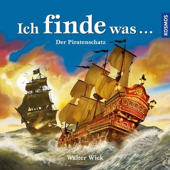 Ich finde was, Piratenschatz - Walter Wick  [Gebundene Ausgabe]