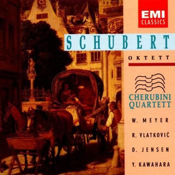 Cherubini-Quartett - Oktett F-Dur d.803