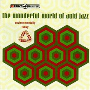 Various - The Wonderful World of Acid Jazz