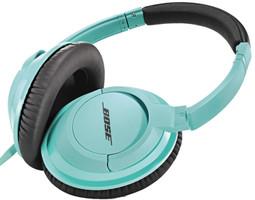 Bose SoundTrue around-ear headphones mint