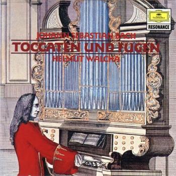 Helmut Walcha - Toccata und Fuge BWV 565 und 540 und 538