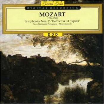 Wolfgang Amadeus Mozart - Mozart: Symphonies No. 35 & 41