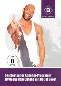 BodyChange Abnehm-Coaching DVD Box 2.0 - Booklet + Rezepte [10 DVD´s]
