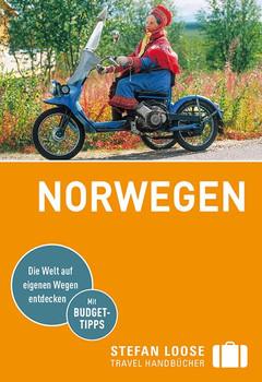 Stefan Loose Reiseführer Norwegen. mit Reiseatlas - Michael Möbius  [Taschenbuch]