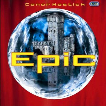 Epic. 5 CDs . Szenische Lesung