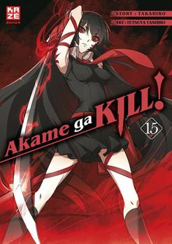 Akame ga KILL! 15 - Takahiro  [Taschenbuch]