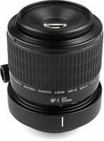 Canon MP-E 65 mm F2.8 (geschikt voor Canon EF) zwart
