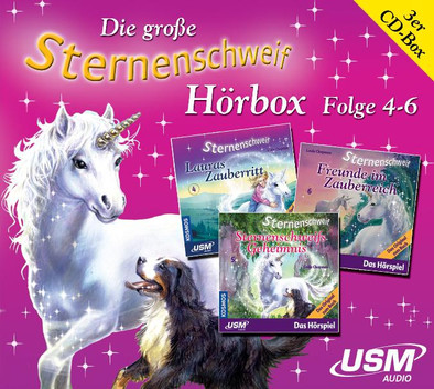 Sternenschweif - Hörbox Folge 04-06