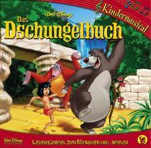 Walt Disney Kindermusicals - Das Dschungelbuch