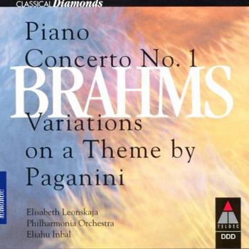 Leonskaja - Classical Diamonds - Brahms (Klavierwerke)