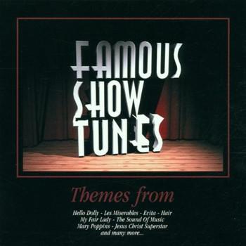 Various - Famous Show Tunes