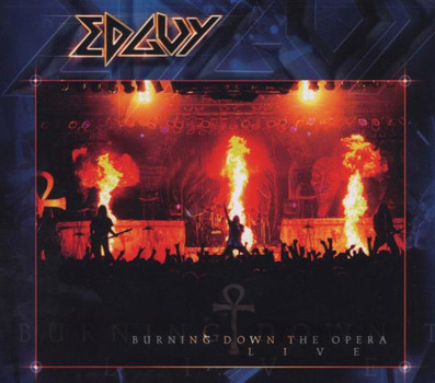 Edguy - Burning Down The Opera - Live (Limited Edition 2CD)