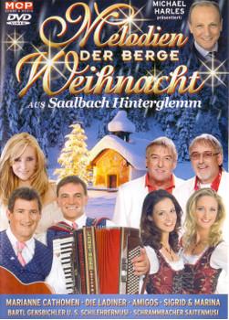 Various - Melodien der Berge: Weihnacht aus Saalbach Hinterglemm