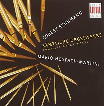 Mario Hospach-Martini - Sämtliche Orgelwerke (Ga)