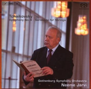 Neeme Järvi - Sinfonie 4/Serenade/Elegie