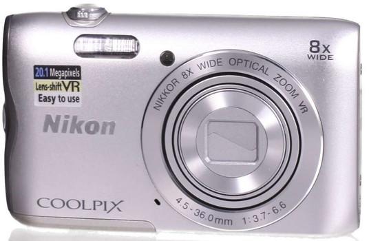Nikon COOLPIX A300 plata