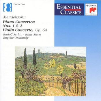 E. Ormandy - Klavierkonzert 1 und 2 / Violinkonzert 2