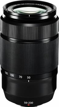 Fujifilm XC 50-230 mm F4.5-6.7 OIS II 58 mm Objetivo (Montura Fujifilm X) negro