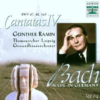 Thomanerchor - Bach - Made in Germany Vol. I / 4 (Kantaten)