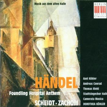 a. Köhler - Musik aus dem Alten Halle